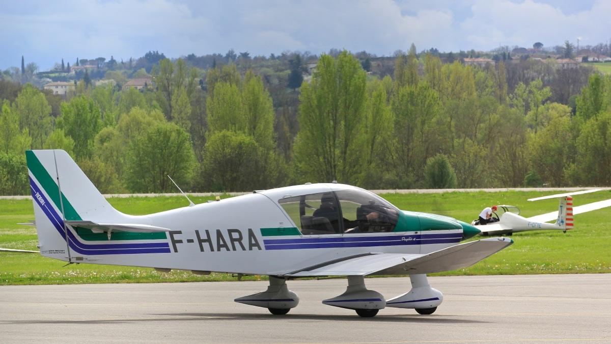 Aérodrome d'Auch - Lamotte Img_7014