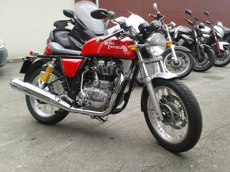 Royal Enfield Continental GT 535 - Page 2 2014-042