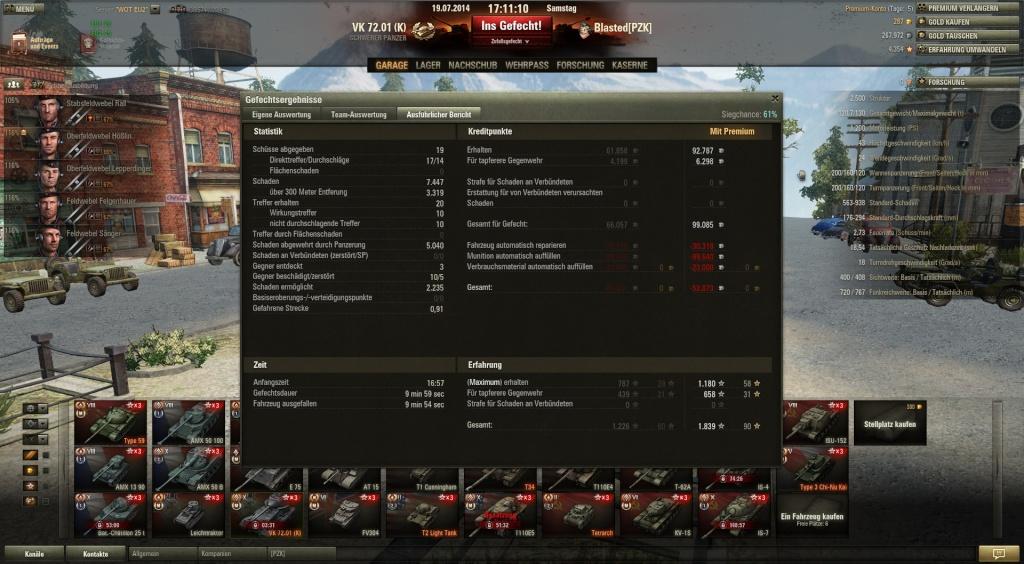 Panzerass trotz Niederlage Shot_510