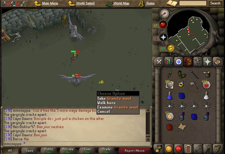 fire giant drop table osrs - 770×528