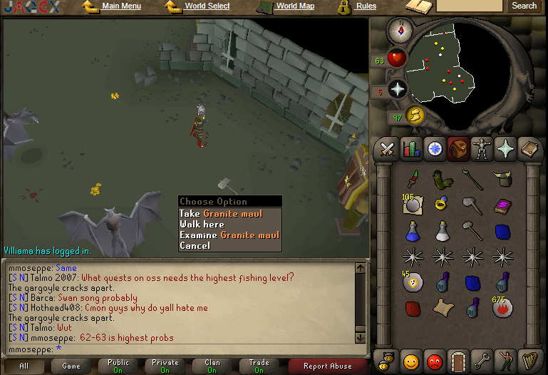 fire giant drop table osrs - 769×526
