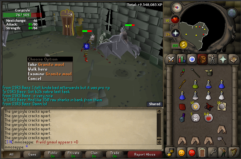 fire giant drop table osrs - 770×509