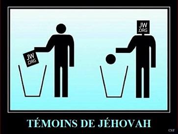 Témoins de Jéhovah forum