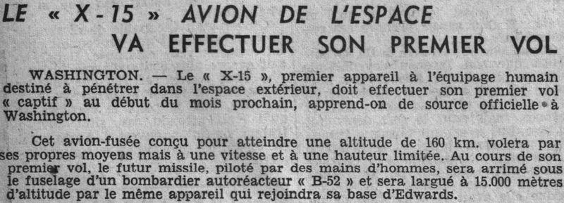 X-15 par La Liberté du Morbihan 59022810