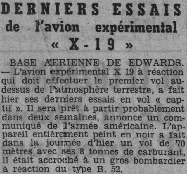 X-15 par La Liberté du Morbihan 59072710