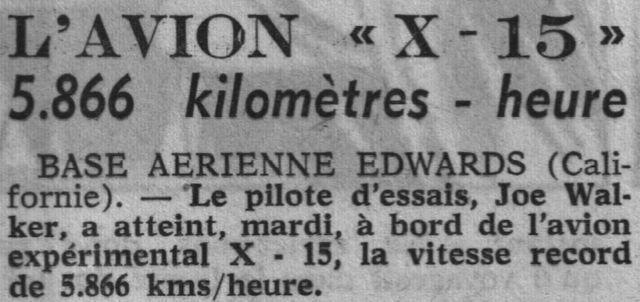 X-15 par La Liberté du Morbihan 61091410