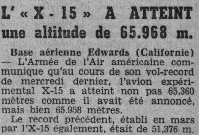 X-15 par La Liberté du Morbihan 61101710