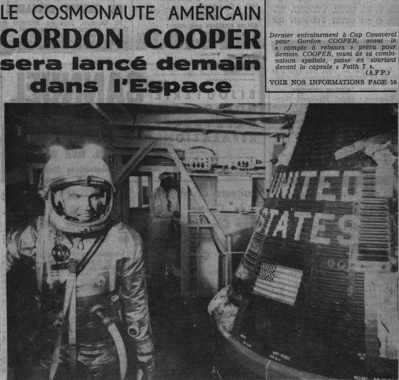 15 mai 1963 - Mercury Atlas  3 - Gordon Cooper 63051410