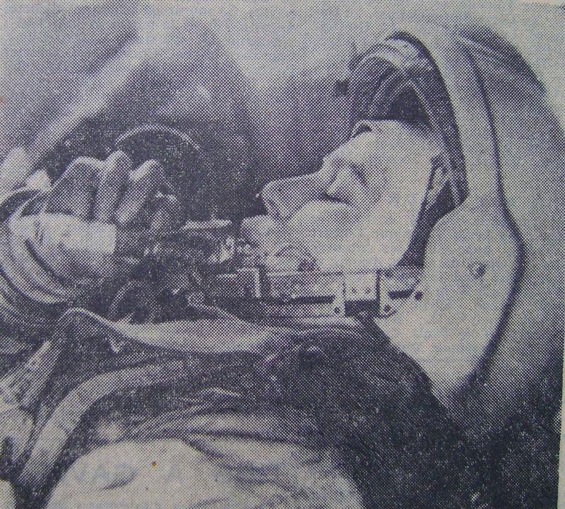 Vostok 5, Vostok 6 - 14, 16 juin 1963 - 1ers vols conjoints 63061911