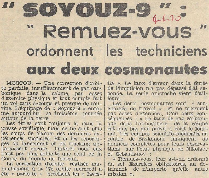 1er juin 1970 - Soyouz 9 70060410