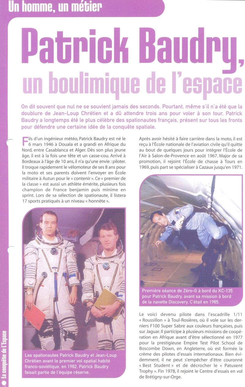Patrick Baudry - 2ème Français dans l'espace - Page 2 Conque10
