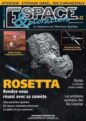 Espace & Exploration n°23 - Rosetta rendez-vous réussi Couv-e10