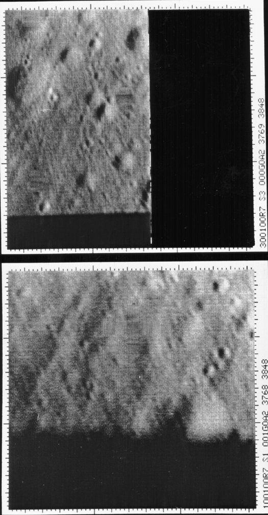 28 juillet 1964 - Ranger VII - 1ères photos rapprochées Ra7_p210