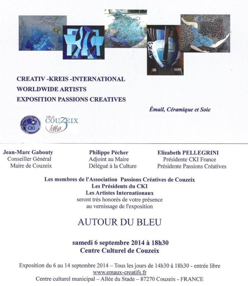 Exposition Passions Creatives - Creativ Kreis International  Expo_p10