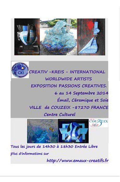 Exposition Passions Creatives - Creativ Kreis International  Sin_no11