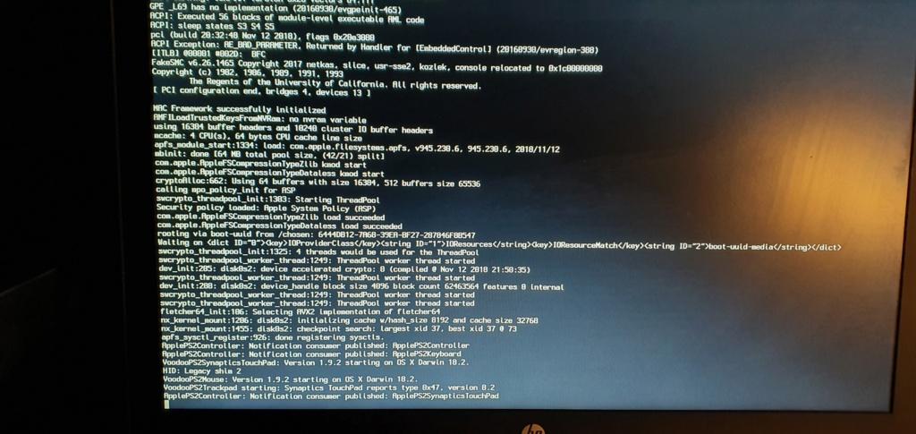 "(résolu) Hp Probook 450 G4 15"" Core i5 20191016"