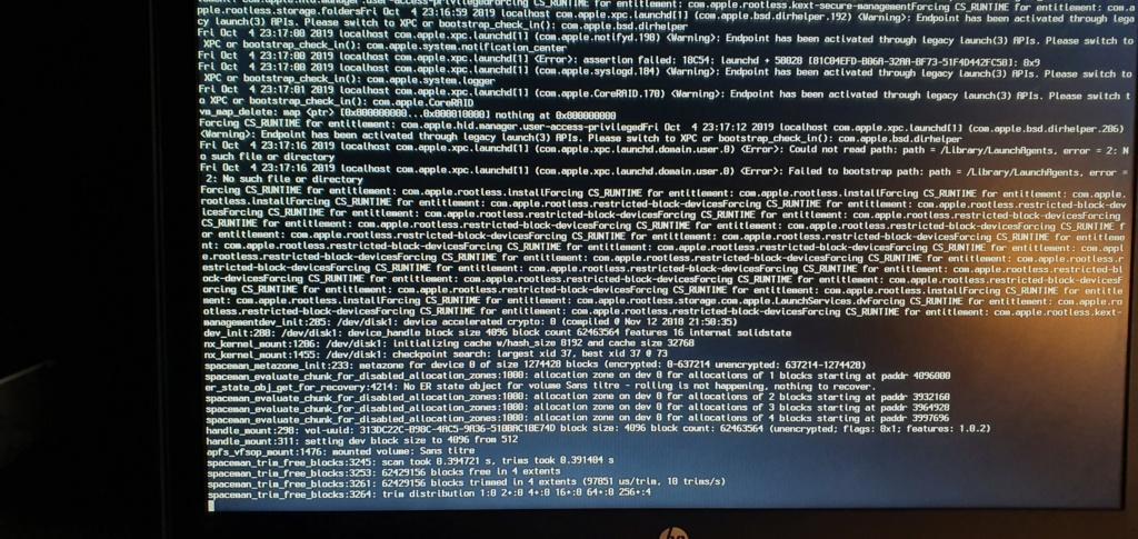 "(résolu) Hp Probook 450 G4 15"" Core i5 - Page 2 20191017"