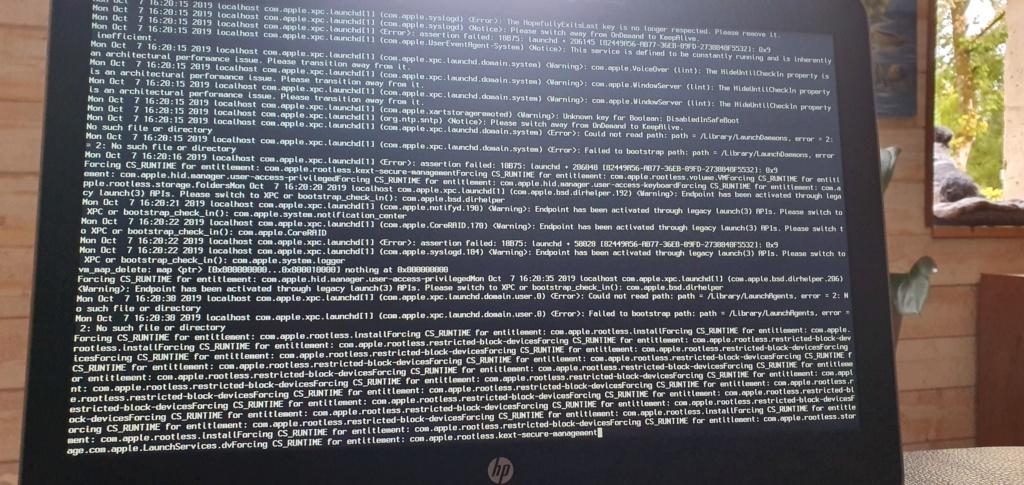 "(résolu) Hp Probook 450 G4 15"" Core i5 - Page 2 20191018"