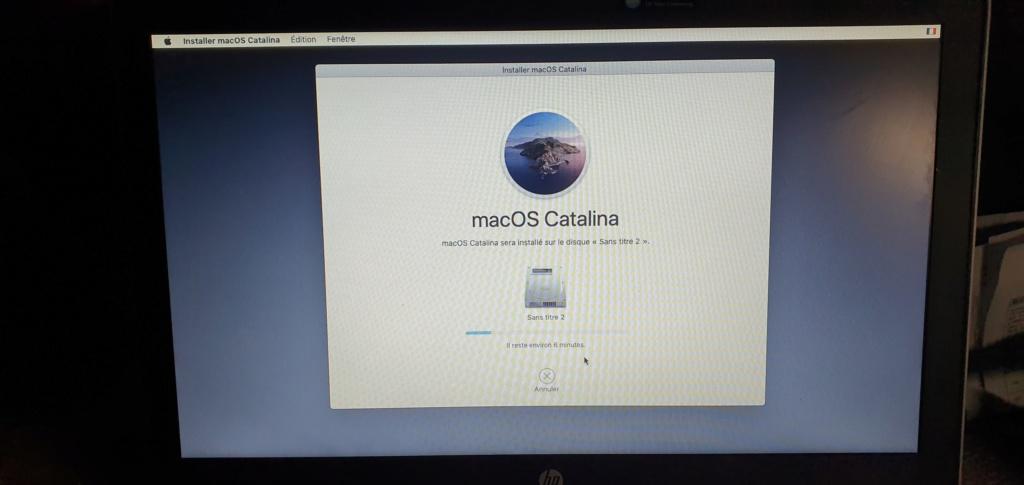 macOS Catalina USB Restore 20191021
