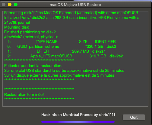 macOS Mojave USB Restore Captur21