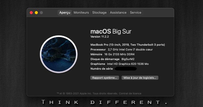 Mise a jour Big Sur 11.2.2 (20D80) Macboo10