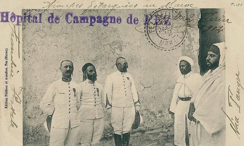 HUBERT-JACQUES : Les journées sanglantes de fez, avril 1912. - Page 10 A_00_011