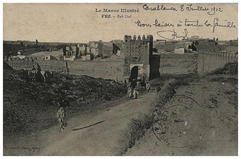 HUBERT-JACQUES : Les journées sanglantes de fez, avril 1912. - Page 11 A_00_014