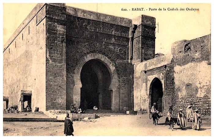 Rabat, la ville, les monuments. A_a_a_15