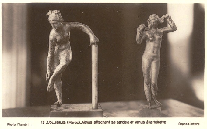 VOLUBILIS : LES SCULPTURES A_a_vo11