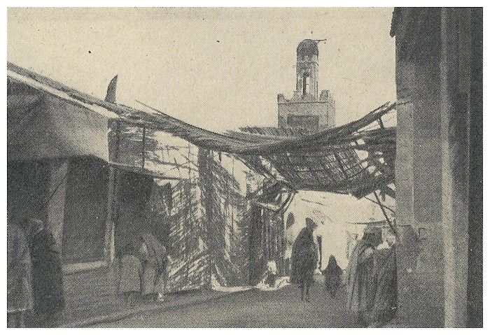 Roland CHARMY : Images marocaines. (1935) A_imag12