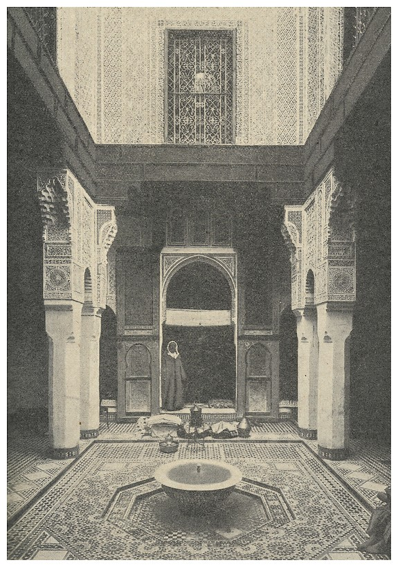 Roland CHARMY : Images marocaines. (1935) A_imag20