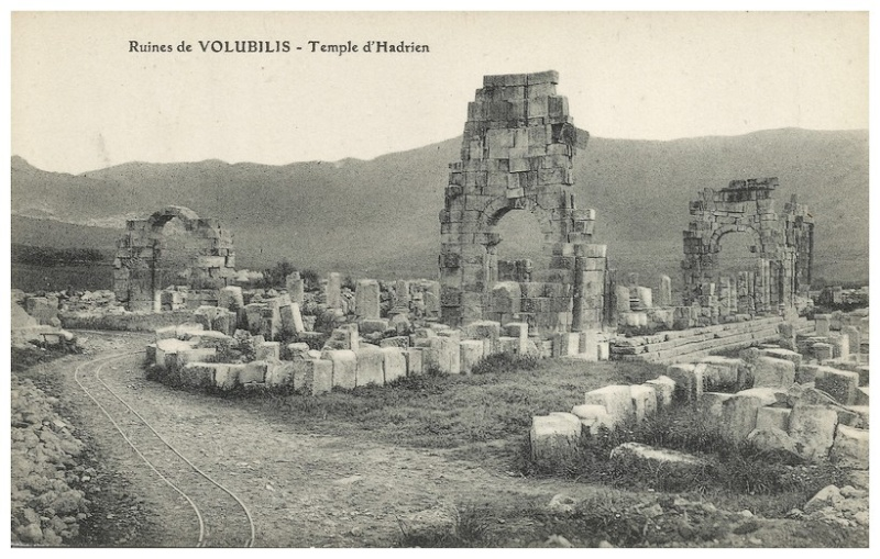 A LA DECOUVERTE DE VOLUBILIS A_volu14