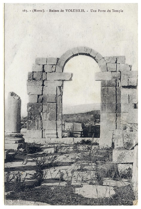 A LA DECOUVERTE DE VOLUBILIS A_volu20