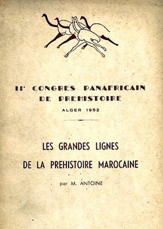 Les grandes lignes de la préhistoire marocaine Antoin11