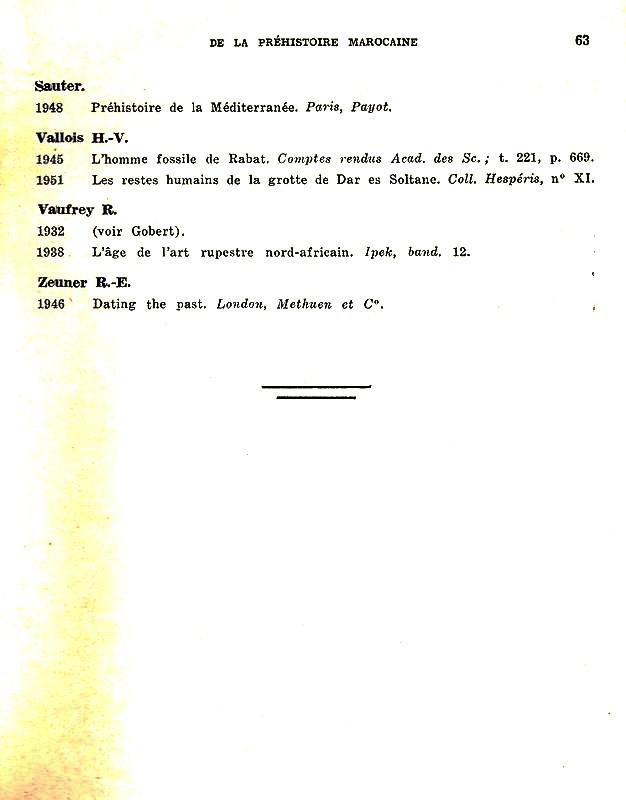Les grandes lignes de la préhistoire marocaine - Page 3 Antoin28