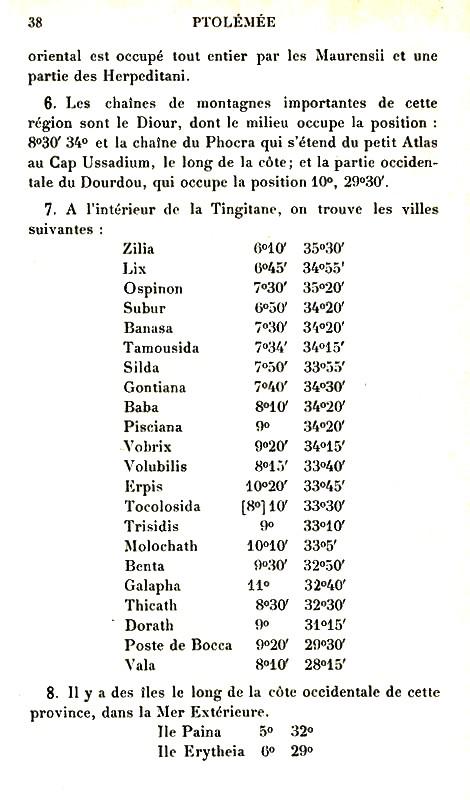 Le MAROC chez les auteurs anciens - Page 3 Auteur28