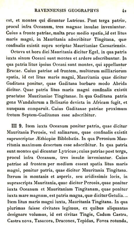 Le MAROC chez les auteurs anciens - Page 3 Auteur38