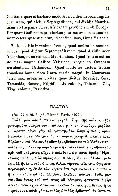 Le MAROC chez les auteurs anciens - Page 3 Auteur42
