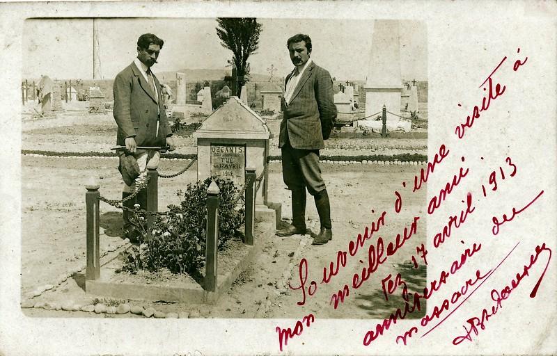 HUBERT-JACQUES : Les journées sanglantes de fez, avril 1912. - Page 10 Baasca41