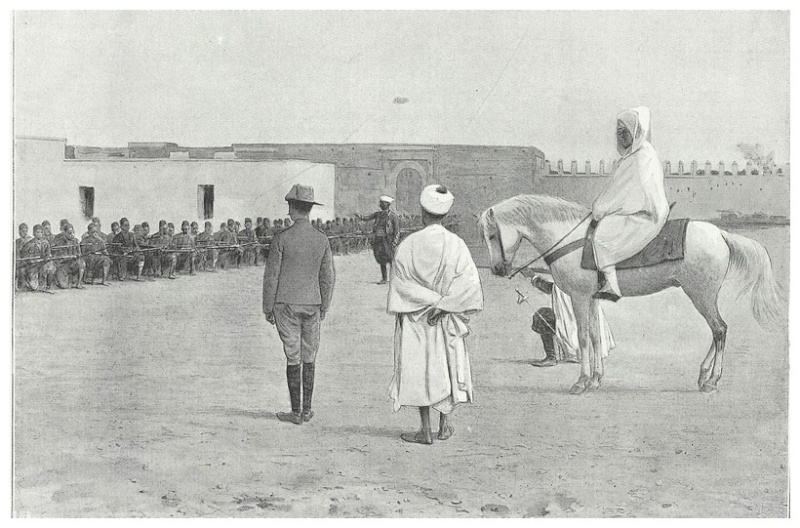 HUBERT-JACQUES : Les journées sanglantes de fez, avril 1912. - Page 2 Bascan22