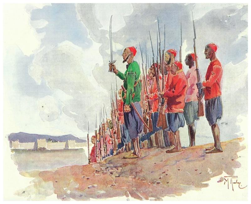 HUBERT-JACQUES : Les journées sanglantes de fez, avril 1912. - Page 2 Bascan24