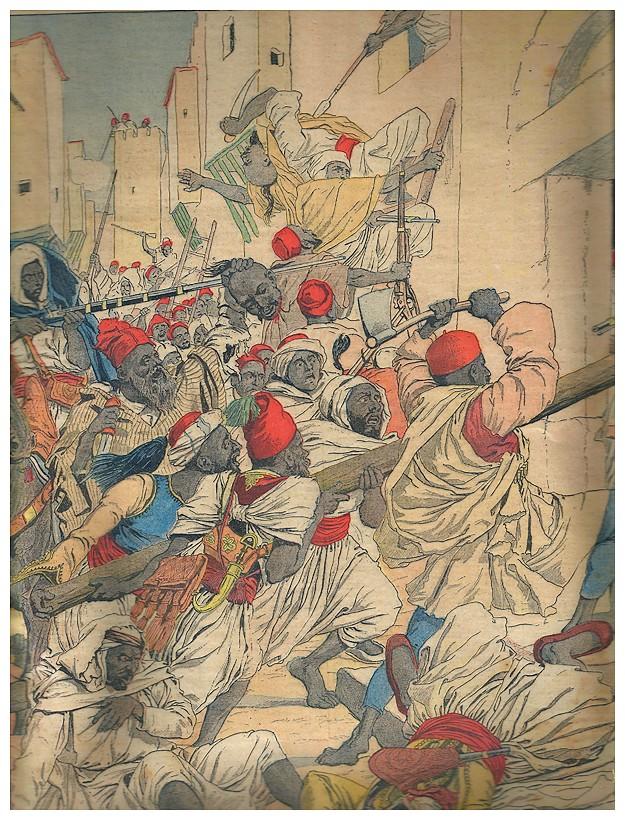 HUBERT-JACQUES : Les journées sanglantes de fez, avril 1912. - Page 2 Bascan25