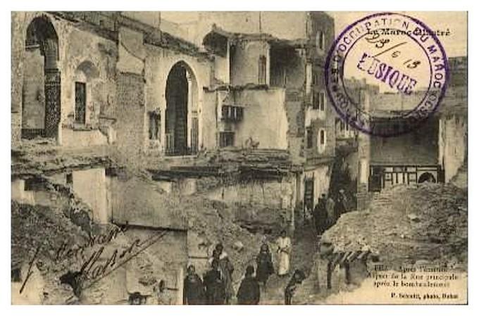 HUBERT-JACQUES : Les journées sanglantes de fez, avril 1912. - Page 2 Bascan26