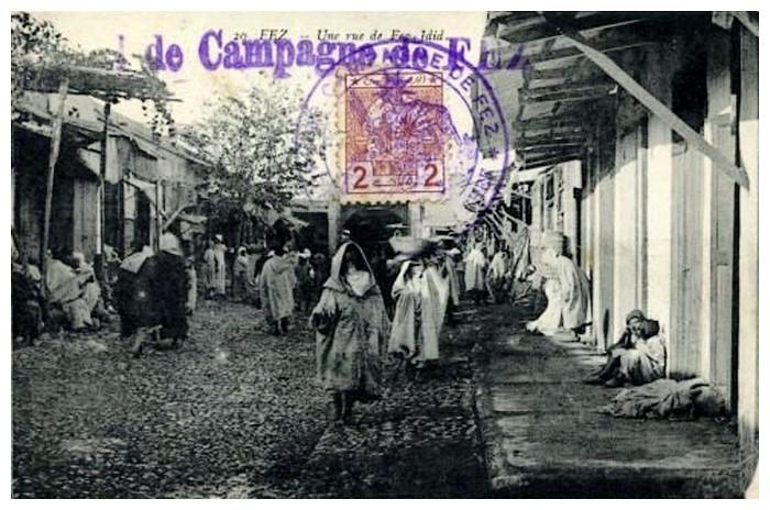 HUBERT-JACQUES : Les journées sanglantes de fez, avril 1912. - Page 2 Bascan29