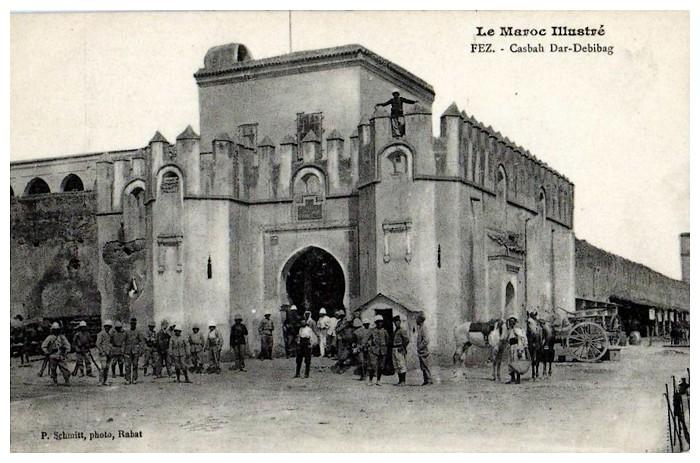 HUBERT-JACQUES : Les journées sanglantes de fez, avril 1912. - Page 3 Bascan37