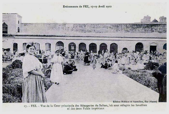 HUBERT-JACQUES : Les journées sanglantes de fez, avril 1912. - Page 3 Bascan39