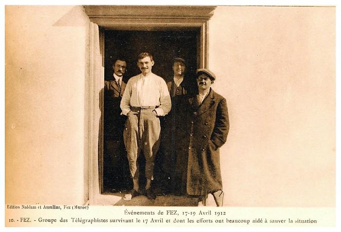 HUBERT-JACQUES : Les journées sanglantes de fez, avril 1912. - Page 4 Bascan46