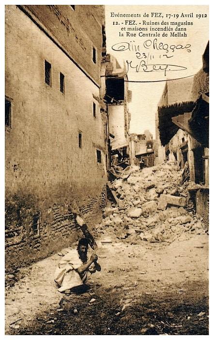 HUBERT-JACQUES : Les journées sanglantes de fez, avril 1912. - Page 4 Bascan51