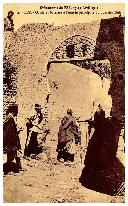 HUBERT-JACQUES : Les journées sanglantes de fez, avril 1912. - Page 5 Bascan54