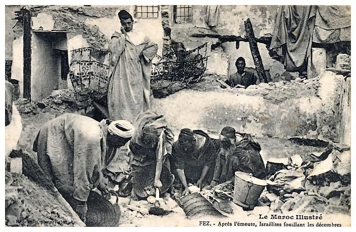 HUBERT-JACQUES : Les journées sanglantes de fez, avril 1912. - Page 5 Bascan55